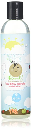 Curls Its a Curl Organic Baby Curl Care Itsy Bitsy Spirals - Baby Curl Moisturizer 8oz by TIGI - Curl Care