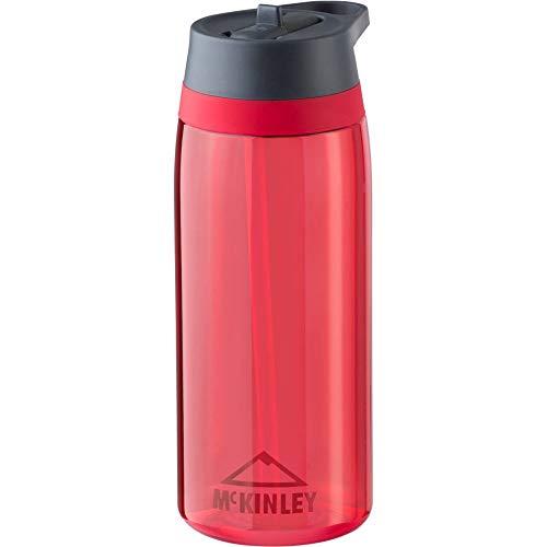 McKINLEY Tri Flip Trinkflasche, Rot, 0.5