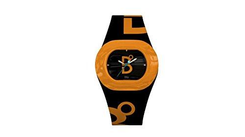 B360 WATCH B COOL Black & Orange