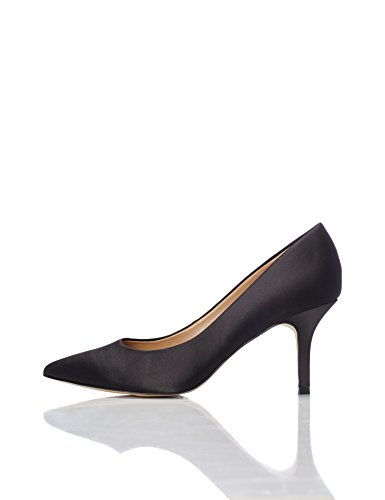 FIND Damen Pumps, Schwarz (Black), 39 EU