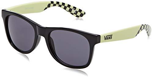 Vans Herren Spicoli 4 Shades Sonnenbrille, Mehrfarbig (Sunny Lime-Black), 50