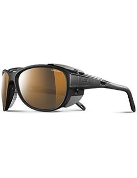 Julbo Explorer 2.0Cameleon–Gafas de Sol, Lente ahumada, fotocromáticas, Hombre, Hombre, Color Noir Mat/Noir...