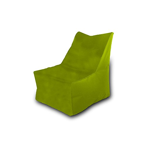 Bean Bag Beanbag Chair Polyester Waterproof 75x 75cm (Pistachio)