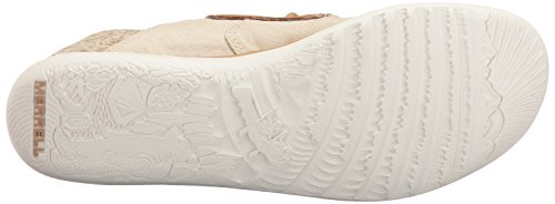 Merrell Duskair lace-up shoe Whitecap Grey