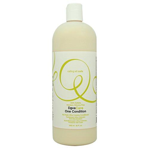 DevaCurl Après-shampooing à usage quotidien One Condition - Hydrate et nourrit - 355 ml