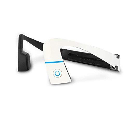 Sumeber Knochenleitung Kopfhörer Drahtlose Sport Bluetooth 4.1 Headset Lauf Hands-free-Kopfhörer mit NFC für iPhone und Android(Weiß) - 3