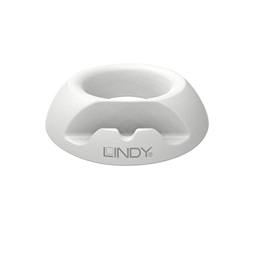Lindy Support Tablette & Smartphone Silicone Blanc