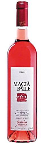Rosado DO Binissalem - Mallorca 2017 - Macià Batle | trockener Roséwein | spanischer Wein von den...