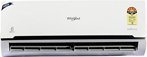 Whirlpool 1.5 Ton 5 Star Split AC (Magicool Royal, White and Black)  available at amazon for Rs.36500