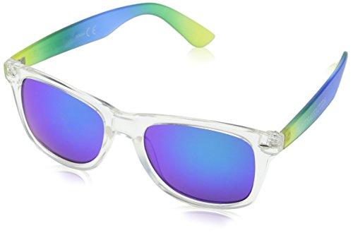 Customobel Unisex-Erwachsene San Francisco 200 Sonnenbrille, Grün (Verde), 4