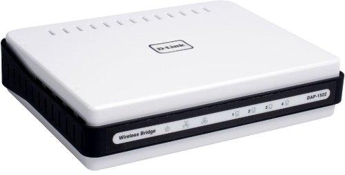 D-Link DAP-1522 Wireless LAN Dualband Access Point, IEEE 802.11n (Wlan Bridge Dlink)