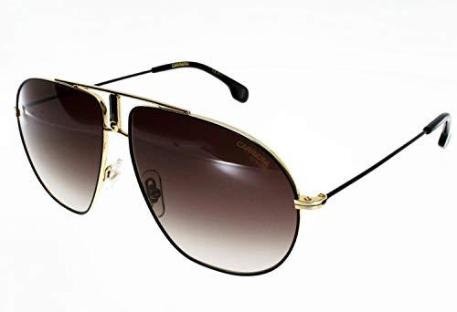 Carrera Sonnenbrille, Modell Bound, Schwarz/Gold, Unisex, Größe 3