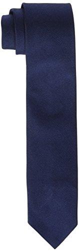 Brooks Brothers 100004341, Cravatta Uomo, Blu...