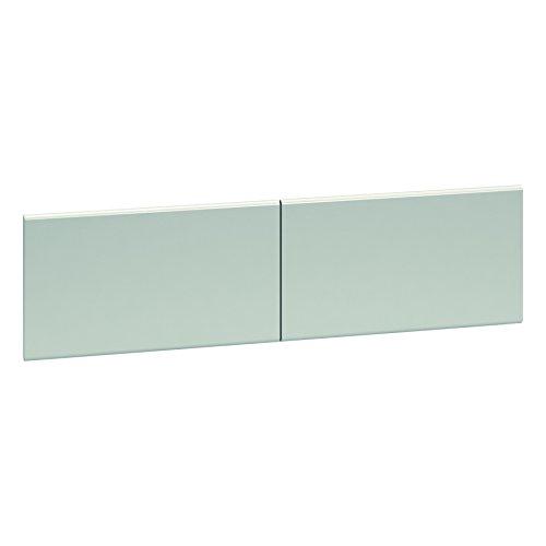 HON 384815LL Stallklappentüren für 122 cm offenes Regal 76,2 x 38,1 cm (30 x 15 Zoll) (B x H) 2-Doors hellgrau (Hutch Regale)