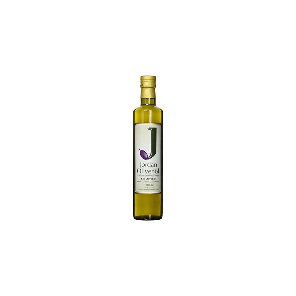 Jordan Olivenl Natives Bio Extra 050l Flasche 1er Pack 1 X 500 Ml