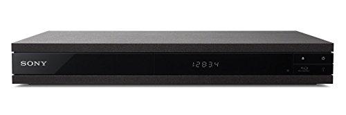 Sony UHP-H1 Lettore Audio e Video di Alta Qualità per riprodurre Blu-Ray, DVD e Super Audio CD, Audio Hi-Res, Conversione 4K UHD fino a 60p, Doppia uscita HDMI, Nero