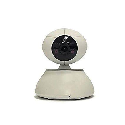 Sicherheitskamera IP Wlan, Überwachungskamera Innen Außen Mit, IP Cam Baby Babyphone, Wifi Kamera Nachtsicht HD Zwei-Wege-Stimmeffekte ZY85 Bewegungserkennung