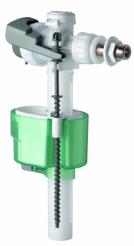 Swalis Quieto 77L 30778020 Eintrag Seite-EINLASSVENTIL für WC-Sitz, Ultra-leise, 3/8-Zoll-Außendurchmesser