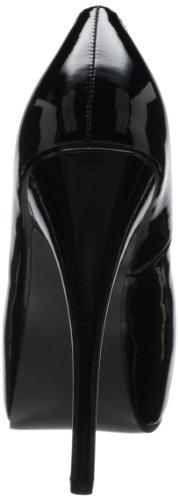 Pleaser - Tee06w / B, Talons Hauts Pour Femme Noir (noir)