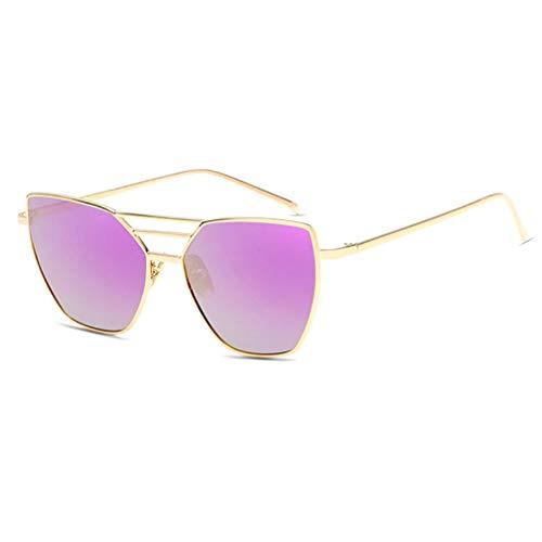 Sonnenbrillen für Frauen, Frauen übergroße polarisierte Sonnenbrillen Damen 100% UV-Schutz Eyewear,G