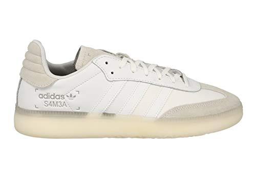 Adidas Samba RM White White Grey 46