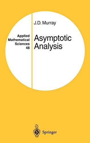 Asymptotic Analysis (Applied Mathematical Sciences (48), Band 48)