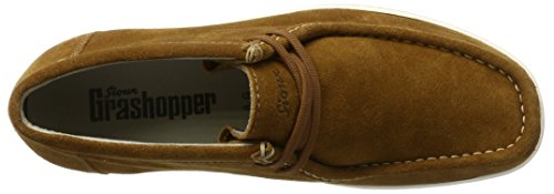Sioux Grash.-h171-13, Mocassins (loafers) homme Marron (Cuir)