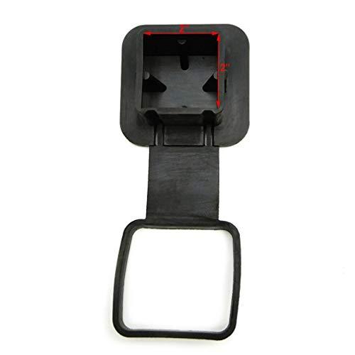 Lightleopard Anhängerkupplungsrohr Abdeckkappe Gummi Staubschutz Für Toyota 4Runner RAV4