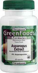 Swanson GreenFoods Asparagus Extract (400mg, 60 Capsules) from Swanson Health Products