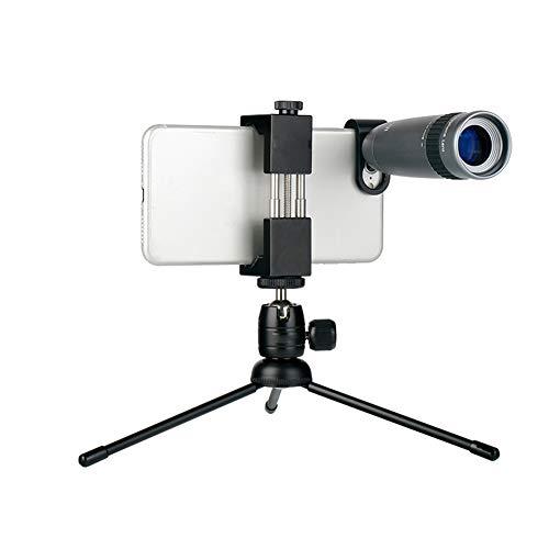 CARWORD Universal 20X Teleobjektiv für Telefon Zoom Optisches Teleskop Kameraobjektiv mit Clips...