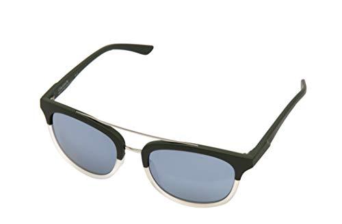 Smith Unisex-Erwachsene CLAYTON/N I6 WJZ 53 Sonnenbrille, Green Crystal/Platinum Slv Sp, Platinum Crystal