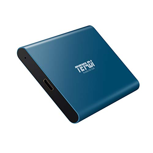 TEYADI SSD Externa de 500 GB