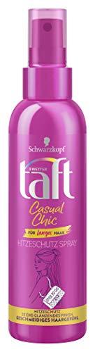 3 Wetter Taft Casual Chic Hitzeschutz-Spray für langes Haar, 150 ml