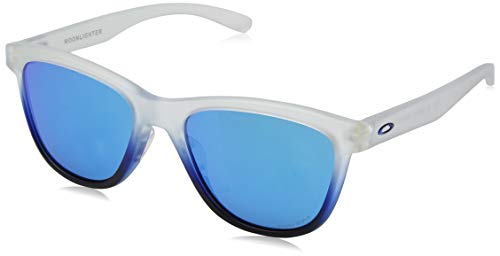 Oakley Damen Sonnenbrille Moonlighter Blau (Azul) 53