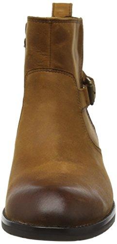 Sebago Nashoba Faible, Stivaletti Donna Marrone (brown Leather Wp)