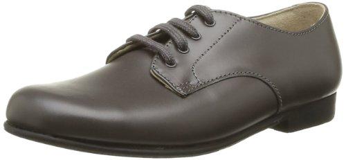Start Rite  John,  Scarpe stringate ragazzo Grigio Gris (Grey Leather) 32