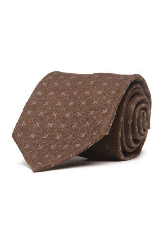 gianfranco-ferre-tie-ricardo-color-dark-brown-size-one-size
