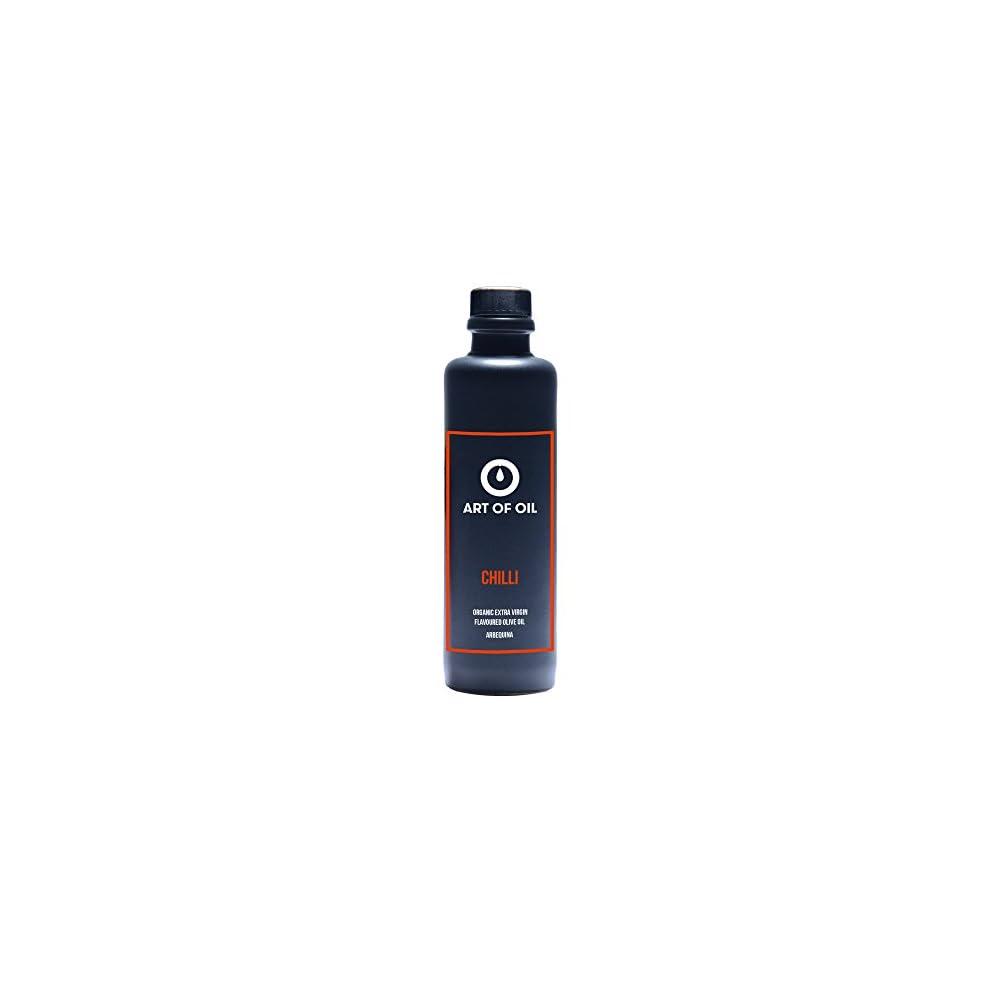 Art Of Oil Chilli Bio Olivenl Mit Chilli 200ml
