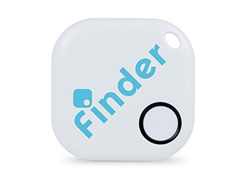 musegear Finder Localizador de Llaves - Blanco - 1 Paquete