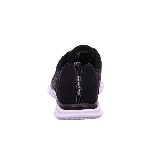 Skechers Glider In the Zone, Sneakers basses femme Noir