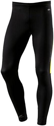 PRO TOUCH UOMO UOMO UOMO STRETTO LUNGO spazzolato Paddington II Pantaloni da corsa - nero giallo neon, S | benevento  | Materiali Di Alta Qualità  718183