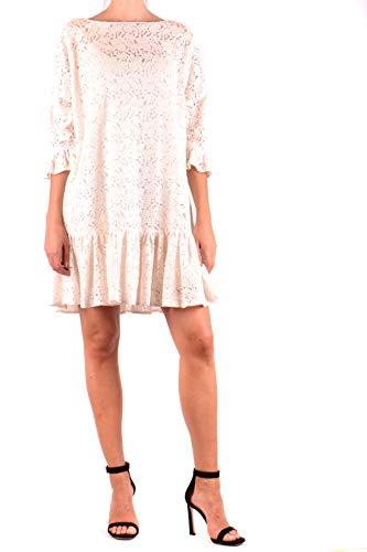 Blumarine BLUGIRL EZBC103035 Damen Beige Baumwolle Kleid