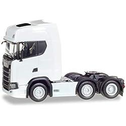 Herpa- Scania CS 20 HD Tracteur Maquettes, 307543
