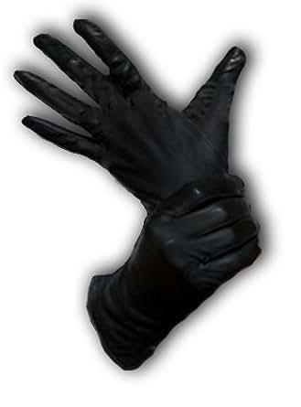WE05 Feine Leder Damenhandschuhe versch. Grössen (L)