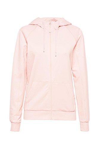 ESPRIT Sports Damen Sweatshirt Regular Fit Rosa (Light Pink 690)