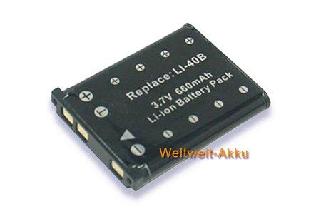 Batería de ion de litio de 3,70V y 700mAh cámara digital batería NP-45, NP-45A, NP-45B, Repuesto para Fujifilm FinePix L, J, JV, JX, JZ, T, XP, Z Series