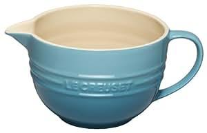 Le creuset bol mélangeur en céramique 2 l (turquoise)