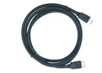 Câble HDMI V1.3 plaqués Or,Cable 2 x hdmi 19pins. Full