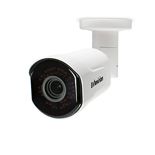 Evtevision 1080P CCTV Überwachungskameras Außen wasserdichte Bullet Kamera, 4-in-1(TVI + CVI + AHD + Analog) 2.8-12mm Weitwinkel 42-IR LED 130ft Infrarot Nachtsicht,IP66 Wetterfest