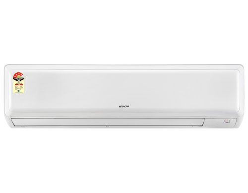 Hitachi Kaze Plus RAU318HUD Split AC (1.5 Ton, 3 Star Rating, White)